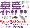 Wltoys 124018 Upgrade Metal kit cash set. 5 Color you can choose.