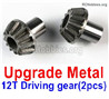 Wltoys 12428 Upgrade Metal 12T Driving gear-12428-0012