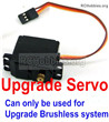 Wltoys 12428 Upgrade Servo for the Brushless kit