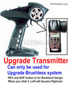 Wltoys 12428 Upgrade Transmitter for the Brushless kit