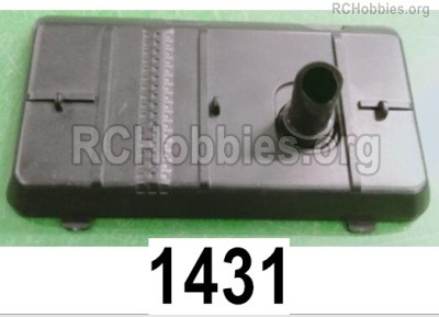 Wltoys 16800 Battery cover assembly. 1431