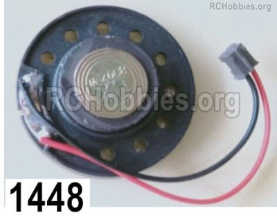 Wltoys 16800 Speaker components. 1448