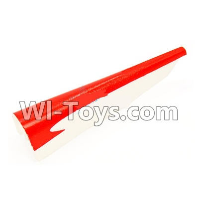 Wltoys F929 Plane Parts-Tail Upper foam cover,Tail cover,Wltoys F929 Parts