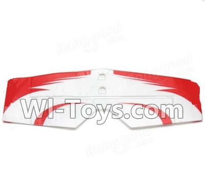Wltoys F929 Plane Parts-Horizontal tail wing,Horizontal,Balance empennage,Wltoys F929 Parts