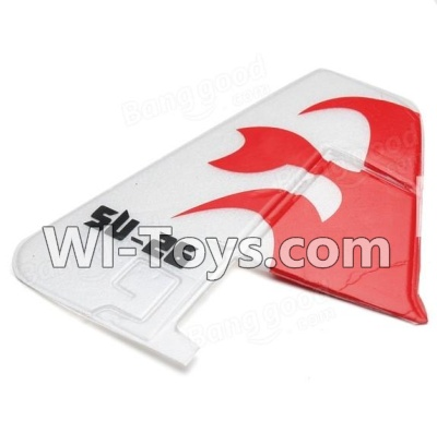 Wltoys F929 Plane Parts-Verticall tail wing,Verticall Balance empennage,Wltoys F929 Parts