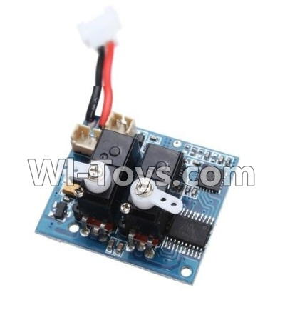 Wltoys F929 Plane Parts-Receiver Board Parts,Circuit board,Wltoys F929 Parts