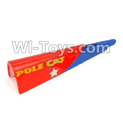 Wltoys F939 Plane Parts-Tail Upper foam cover,Tail cover,Wltoys F939 Parts