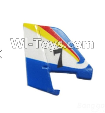 Wltoys F939 Plane Parts-Verticall tail wing,Verticall Balance empennage,Wltoys F939 Parts