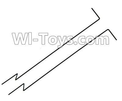 Wltoys F939 Plane Parts-Aileron rudder Pull rod Parts-2pcs,Wltoys F939 Parts