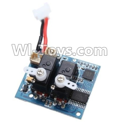 Wltoys F939 Plane Parts-Circuit board,Wltoys F939 Parts