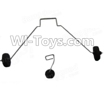 Wltoys F939 Plane Parts-Landing Gear set,Wltoys F939 Parts