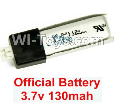 Wltoys F939 Plane Parts-3.7v 130mah Lipo Battery Parts-1pcs,Wltoys F939 Parts