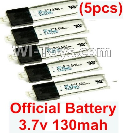 Wltoys F939 Plane Parts-3.7v 130mah Lipo Battery(5pcs),Wltoys F939 Parts