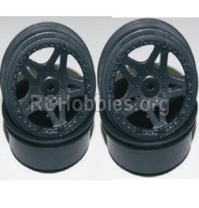 HBX Survivor MT Parts-Front and Rear Wheel hub-(4PCS)-(Not include the Tire lether) Parts-12035 12038