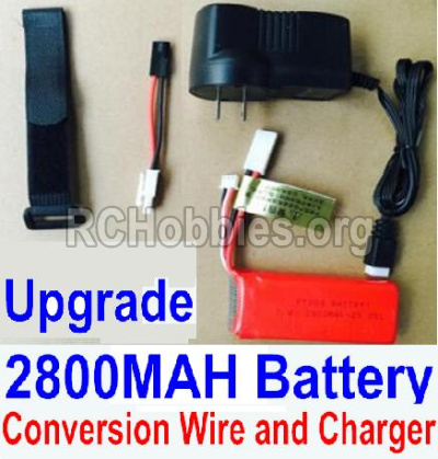 HBX Survivor MT Parts-Official 3.7V 1500mAH Battery(Li-ion Batteries)-4pcs Parts-12633