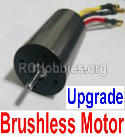 HBX Survivor MT Parts-Upgrade Brushless Motor(2848 KV3800) Parts-12215