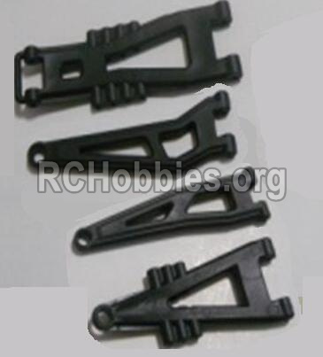 HaiBoXing HBX 12812 Parts-Front And Rear Suspension Arms,Front And Rear Swing Arm(Total 4PCS) Parts-12603