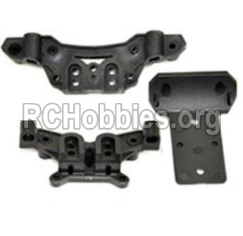 HaiBoXing HBX 12812 Parts-Front and Rear shockproof board,Shock Absorbers board Parts