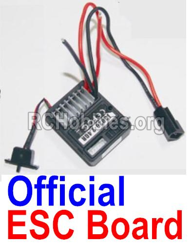 HaiBoXing HBX 12812 Parts-ESC Board Parts-12522