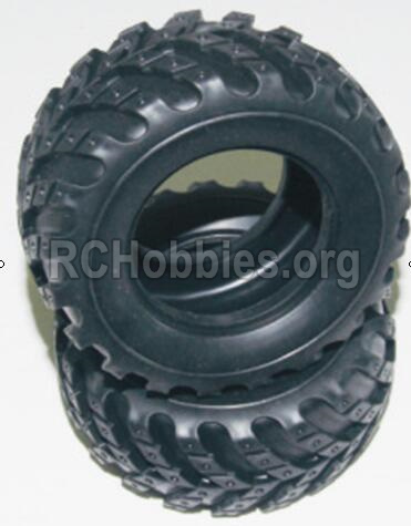 HBX 12813 Survivor MT Parts-Tire lether-2pcs Parts-12057