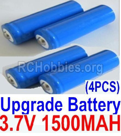 HBX 12813 Survivor MT Parts-Upgrade Battery Parts-Upgrade 7.4V 2800MAH Battery & Charger & Conversion wire & Magic straps