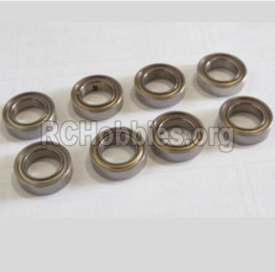HBX 12813 Survivor MT Parts-Ball Bearing(8PCS)-7.95x13x3.5mm Parts-79513