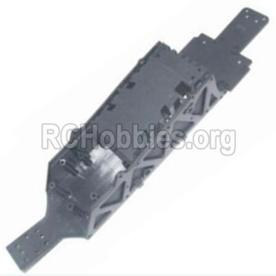 HBX 12881 VORTEX Parts-Chassis Parts-Chassis,Bottom frame Parts-12001P
