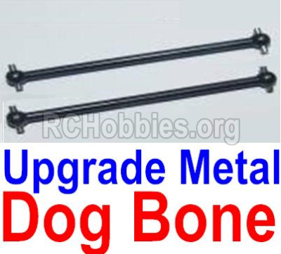 HBX 12881 VORTEX Parts-Upgrade Metal drive shaft,dog bong(2pcs) Parts-12220
