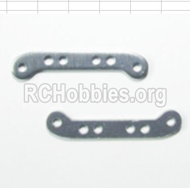 HBX 12881 VORTEX Parts-Aluminum Alloy Suspension Arms Fixed piece(2pcs) Parts-12214