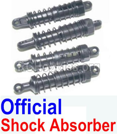 HBX 12881 VORTEX Parts-Shock Absorber Parts-Official Front and Rear Shock Absorber(Total 4pcs) Parts-12007+12008