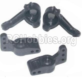 HBX 12881 VORTEX Parts-Steering cup(2pcs) & Rear shaft seat(2pcs) Parts-16027NP
