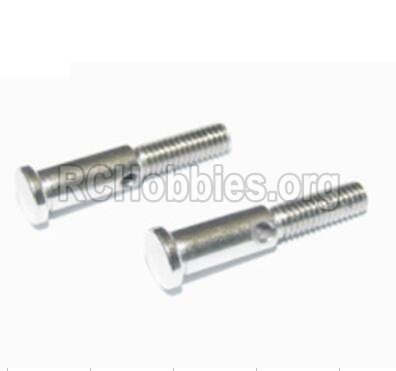 HBX 12881 VORTEX Parts-Front wheel hexagonal column(2pcs) Parts-12202P