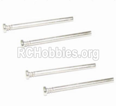 HBX 12881 VORTEX Parts-Front Bottom Suspension Arms Pin(4pcs)-3.3X37mm Parts-12020