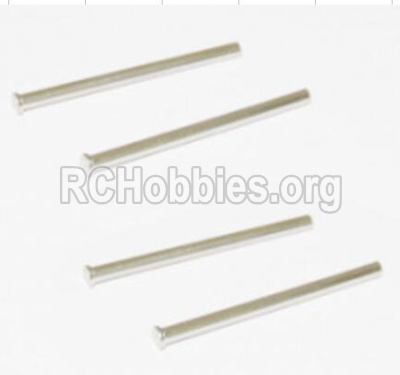 HBX 12881 VORTEX Parts-Rear Upper Suspension Arms Pin(4pcs)-2.5X38mm Parts-12022