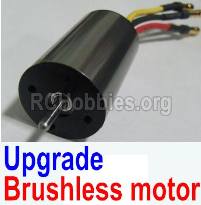 HBX 12881 VORTEX Parts-Upgrade Brushless Motor(2848KV 3800) Parts-12215