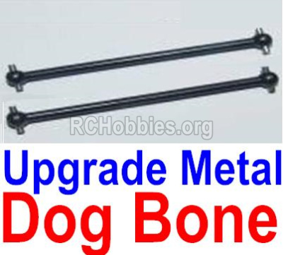 HBX 12885 Iron Hammer Parts-Upgrade Metal drive shaft,dog bong(2pcs) Parts-12220