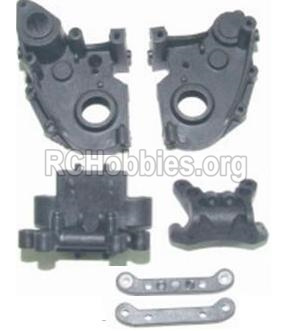 HBX 12885 Iron Hammer Parts-Gear Case & Suspension Mount Parts-12005P