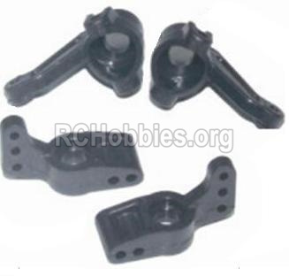 HBX 12885 Iron Hammer Parts-Steering cup(2pcs) & Rear shaft seat(2pcs) Parts-16027NP