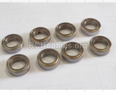 HBX 12885 Iron Hammer Parts-ball bearing(8pcs)-5x9x3mm Parts-59300