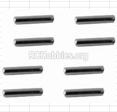 HBX 12885 Iron Hammer Parts-Hexagon Wheel Seat pin(8pcs) Parts-H022