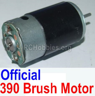 HBX 12885 Iron Hammer Parts-390 Main motor Parts-12033N