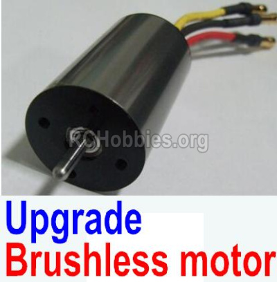 HBX 12885 Iron Hammer Parts-Upgrade Brushless Motor(2848KV 3800) Parts-12215