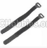 HBX 12885 Iron Hammer Parts-Battery straps(2pcs) Parts