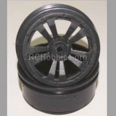 HBX 12885 Iron Hammer Parts-wheel hub(2pcs)-Not include the Tire lether Parts-12064