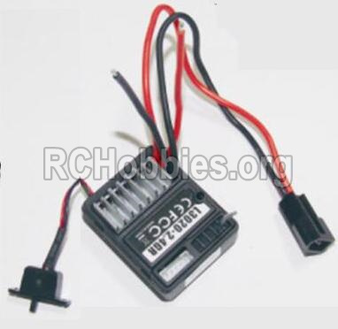 HBX 12891 Dune Thunder Parts-ESC Board Parts-12522RT