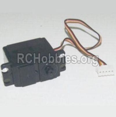 HBX 12891 Dune Thunder Parts-5-wire Steering Servo Parts-12030