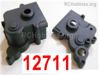 HaiBoXing HBX 12895 Parts-Central Gearbox Housing. 12711