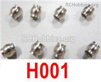 HaiBoXing HBX 12895 Parts-4.8 Shock Ball . The Inner diameter is 4.8mm. H001