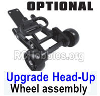 SG 1601 Upgrade Head-Up Wheel assembly,Wheelie Bar Assembly-M16108