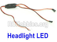 SG 1601 Headlight LED-M16061